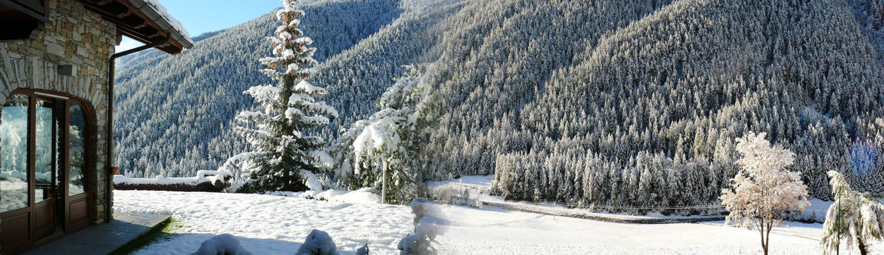 Saint-Oyen - Valle d'Aosta - Italia